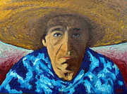 Gerhardt Isringhaus - Self portrait with Sombrero