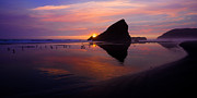 Oregon Coast Prints - Serenade Print by Chad Dutson