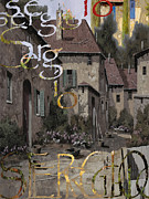 Your Posters - Sergio Poster by Guido Borelli