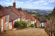 Popular Art - Shaftesbury - England by Joana Kruse