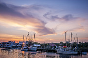 Steve DuPree - Shem Creek Sunrise