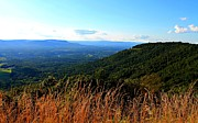 Nature Prints Photos - Signal Knob Overlook by Candice Trimble