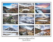 Llyn Idwal Posters - Snowdonia National Park 2 Poster by Christine Smart