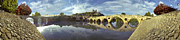 David  Zanzinger - South France Roman Arched Bridges...