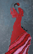 Kate Farrant - Spanish Flamenco Dancer