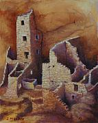 Jerry McElroy - Square Tower Ruins