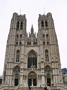 S Art - St. Michael Cathedral Brussels