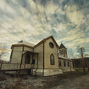 Churches Photos - St. Pauls Anglican Church by Priska Wettstein
