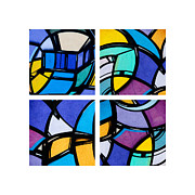 Art Blocks - Stained Glass