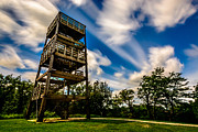 Waukesha County Photos - Stairway to Heaven by Randy Scherkenbach