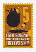 Science Fiction Art - Starschips 05-poststamp -Star Wars by Chungkong Art