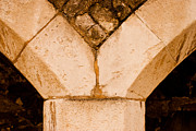 Curvature Photos - Stone Support by Christi Kraft