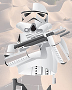 Cheryl Young - Storm Trooper