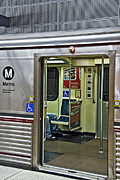 David  Zanzinger - Subway MTA LACMTA Los Angeles CA...