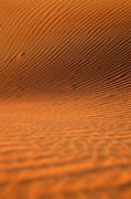 Fototrav Print - Sunset on sand dunes in Dubai United...