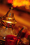 Moroccan Photos - Tea Arab by Mohammed Fahad Fisal Al Dossary