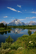Jerry McElroy - Teton Reflection