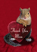 Jeanette Kabat - Thank You Squirrel