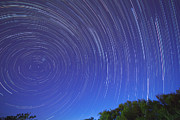 Perseid Photo Prints - The 2013 Perseid Meteor Shower Print by Andreas Hohl