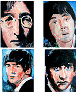 Jon Baldwin  Art - The Beatles