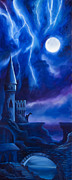 Harem Originals - The Blue Tower by James Christopher Hill