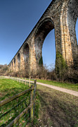 Adrian Evans - The Cefn Mawr Viaduct