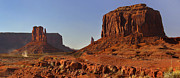 Mike McGlothlen - The Dusty Trail - Monument Valley