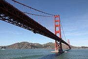 Wingsdomain Art and Photography - The Golden Gate Bridge 5D21606