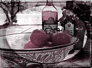 Still Life Photographs Prints - The Good Life Print by Barbara  White