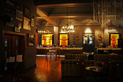 Dining Hall Photos - The Grand Cafe Southampton by Terri  Waters