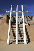 Mike McGlothlen - The Ladder Acoma Pueblo