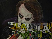The Joker Pastels - The Masterplan by Michael Co