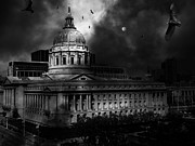 Wingsdomain Art and Photography - The Night The Vultures Returned To San...