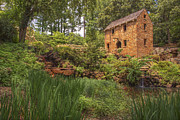 Gone With The Wind Photos - The Old Mill and Pond by Jason Politte