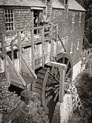 Edward Fielding - The Old Saw Mill