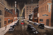 Dave Rheaume - The Pantages