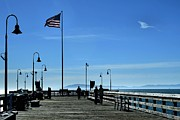 Ventura California Originals - The Pier by Michael Gordon