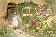 Arthur Claude Strachan - The Puppy