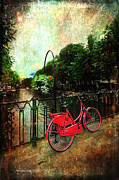 Randi Grace Nilsberg - The Red Bicycle