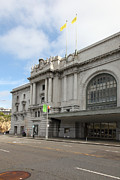 Wingsdomain Art and Photography - The San Francisco Exposition Auditorium...