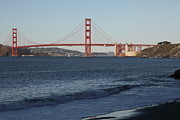 Wingsdomain Art and Photography - The San Francisco Golden Gate Bridge -...