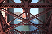 Wingsdomain Art and Photography - The San Francisco Golden Gate Bridge...