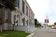 Wingsdomain Art and Photography - The San Francisco War Memorial Opera...
