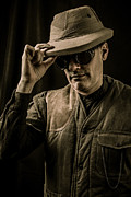 Aviator Photos - Time Traveler by Edward Fielding