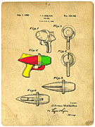 Edward Fielding - Toy Ray Gun Patent II