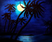 Barbara Griffin - Tropical Moon on the Islands