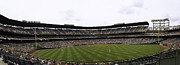 Mickey Mantle Photos - Turner Field Panoramic View by Paul Plaine