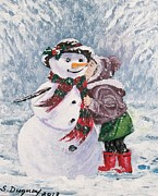 Snowflake Originals - Twinkle in His Eye by Sharon Duguay