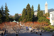 Wingsdomain Art and Photography - UC Berkeley . Sproul Plaza . Sather...
