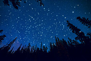 Kamloops Prints - Uncountable Stars Print by James Wheeler